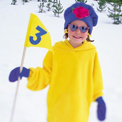 Snowgusta Mini Golf