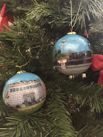 two new Holiday ornaments