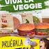 Prueba gratis las hamburguesas Veggie