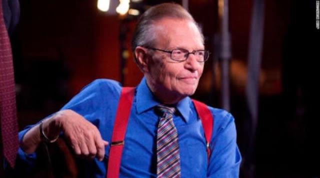 لاري كينج: مقدم البرامج المخضرم انتقل بجوار ربه عن عمر يناهز الـ 87 عام