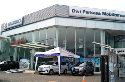 Daftar Dealer Resmi Suzuki yang Tersebar di Kota Kota Terbesar Tanah Air