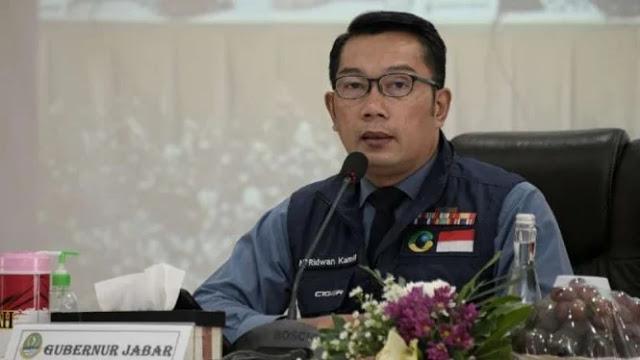 Ridwan Kamil Dukung PSBB Total di Jakarta