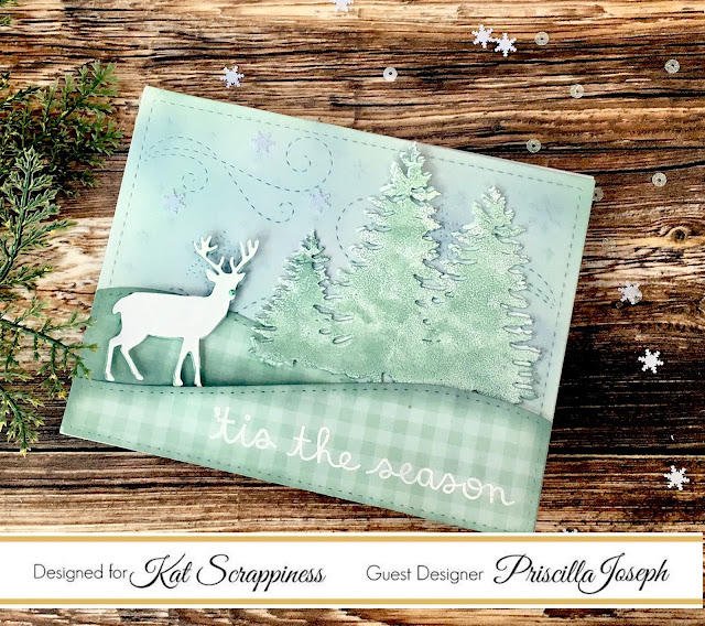 Kat Scrappiness crafters essentials winter die set