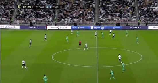 البث المباشر : ريال مدريد وفالنسيا real-madrid vs valencia kora online