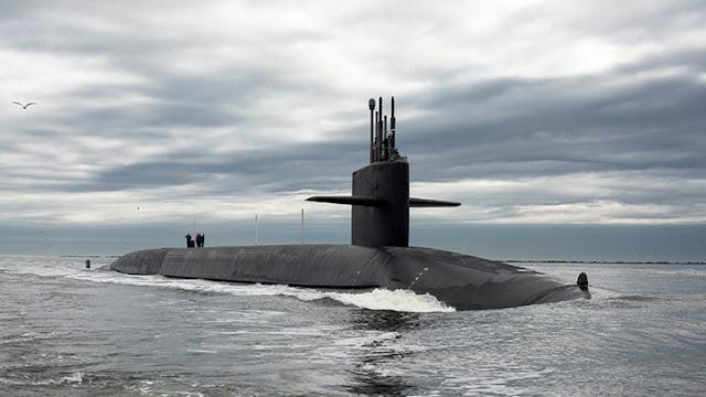 Medios: EE.UU. envía a la Península coreana un submarino con 154 misiles Tomahawk