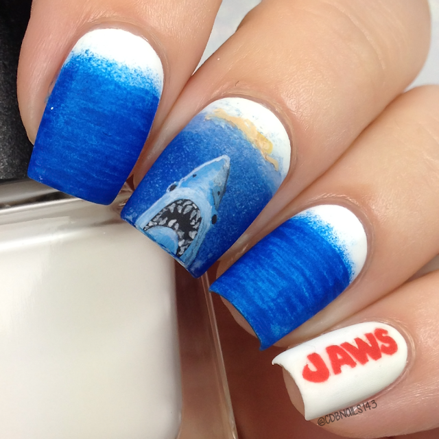 CDBNails-Shark nails