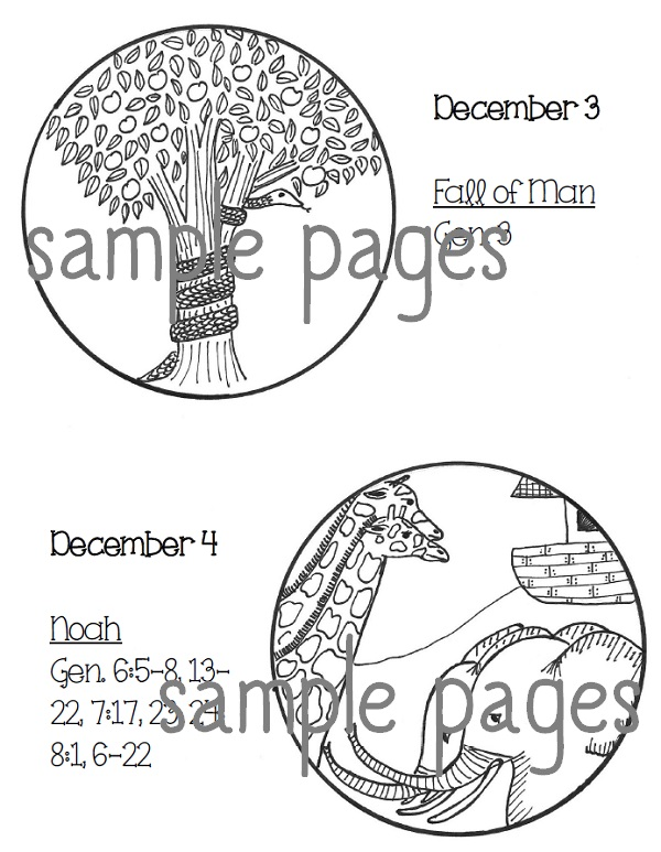 Insane image with regard to jesse tree ornaments printable