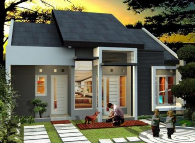 Menghitung Kebutuhan Biaya membangun Rumah tipe-70, dengan 3 Kamar tidur