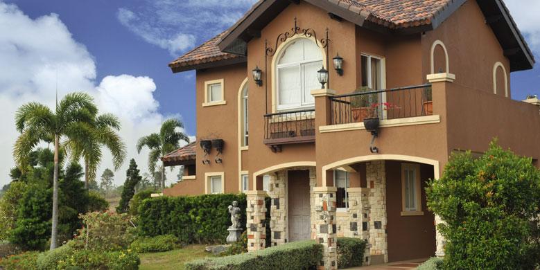 Modelos de casas dise os de casas y fachadas modelos de for Modelos de fachadas de casas de dos pisos