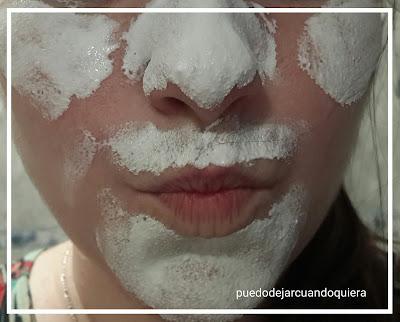Máscara Removedora de Puntos Negros de Violetta Fabiani