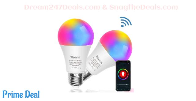 35%off  smart light bulbs