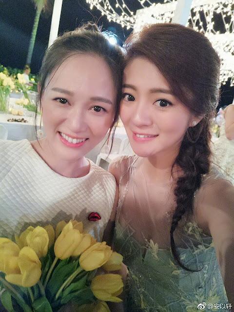Ady An Wedding Joe Chen