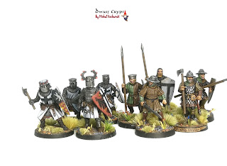 [EN/PL] Northern Crusades. Latrunculi / Struters (knights – brigands). Teutonic Order #4 / Krucjaty Północne. Struterowie (rycerze rozbójnicy) Krzyżacy #4 (Fireforge Games)