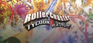 RollerCoaster Tycoon 3 Platinum-GOG