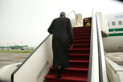 Buhari's state of health has become subject of speculation despite the reassurances from spokesmen insisting that the president is 'hale and healthy.'
