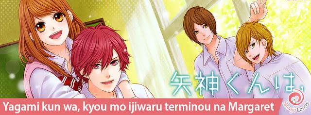 Yagami kun wa, kyou mo ijiwaru terminou na Margaret