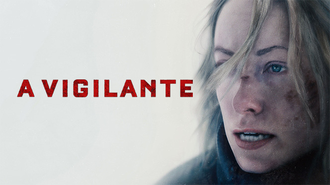 A Vigilante (2018) BRRip 720p Latino-Ingles