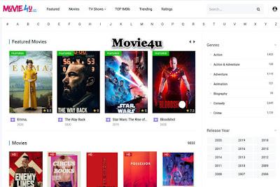 Movie4u (watch tv shows online for free)