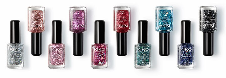 KIKO - Fancy Top Coat Nail Lacquer - 10 tonalità