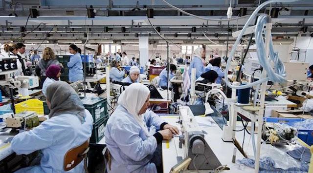 المهدية : غلق مصنع خياطة بعد اكتشاف 34 إصابة بكورونا في صفوف العمال