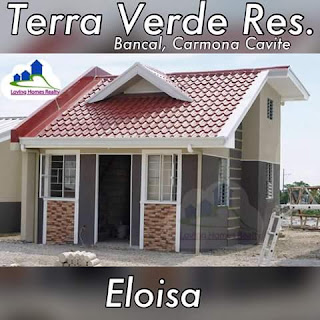 ELOISA (LOFT) - TERRAVERDE RESIDENCES AFFORDABLE HOUSE AND LOT SALE RENT TO OWN CAVITE