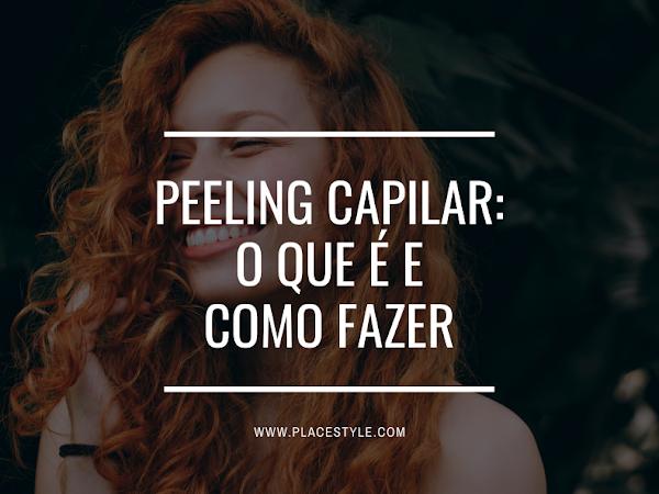 Peeling capilar: O que é e como fazer