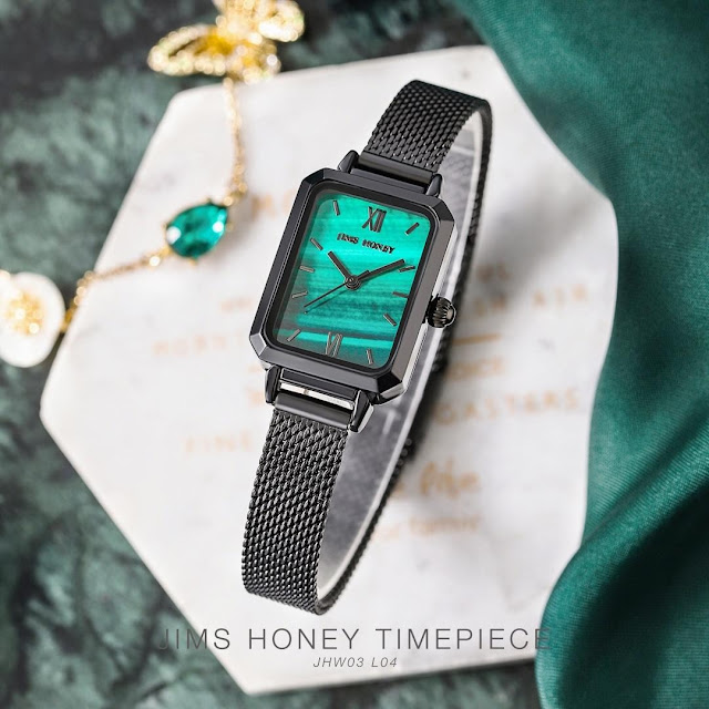 JIMS HONEY TIME PIECE JHW-03