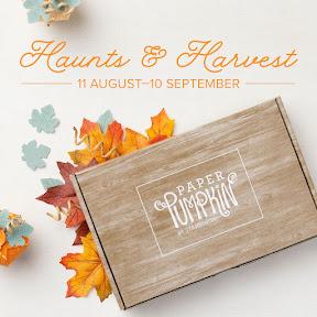 Sep Paper Pumpkin