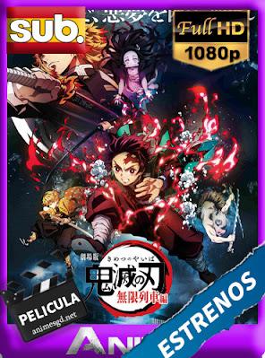 Kimetsu no Yaiba the Movie – Mugen Train (2020) WEBRip [Subtitulado] [1080P] [GoogleDrive] AioriaHD