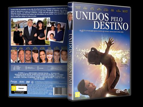 Capa DVD Unidos Pelo Destino [Custom]