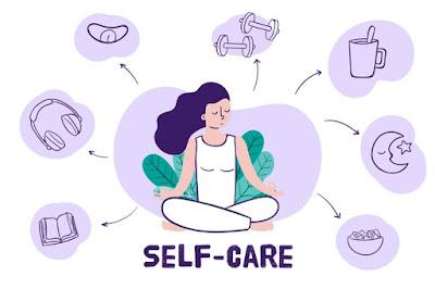 peduli dan menyayangi terhadap diri sendiri