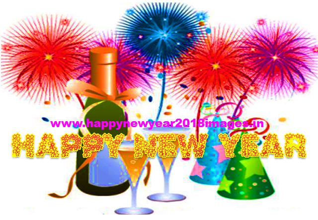 happy new year clipart 2018