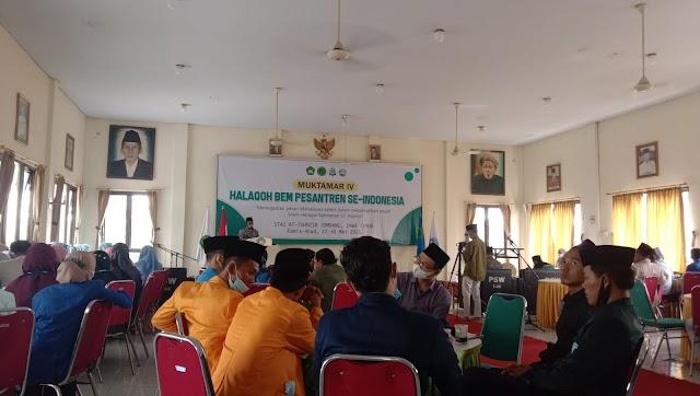 BEM Pesantren Se-Indonesia Gelar Muktamar ke-IV di Jombang