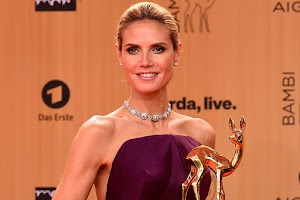 Heidi Klum, Rita Ora and others at awards Bambi Awards-2015