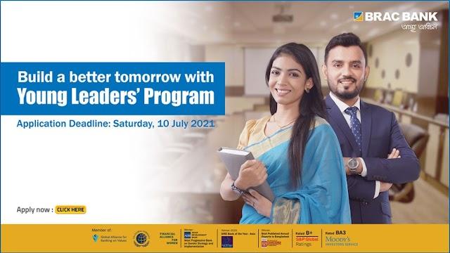 Job Circular : Young Leader's Program for BRAC Bank Ltd.