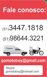 GOMotoboy Porto Alegre