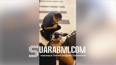 Bawa Bumbu Dapur dan Trasi, Koper TKW Ini Digeledah Petugas Bandara dan Polisi Taiwan