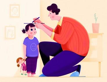 Gaya Pengasuhan Orang Tua Berpengaruh ke Kepribadian Anak