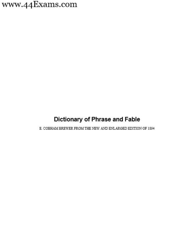 Dictionary-of-Phrase-and-Fable-For-All-Competitive-Exam-PDF-Book
