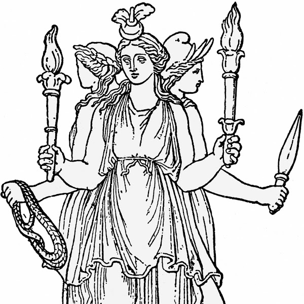 Who is Hecate