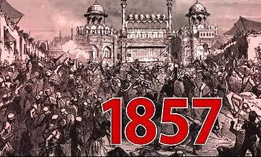 1857 के विद्रोह के कारण और परिणाम