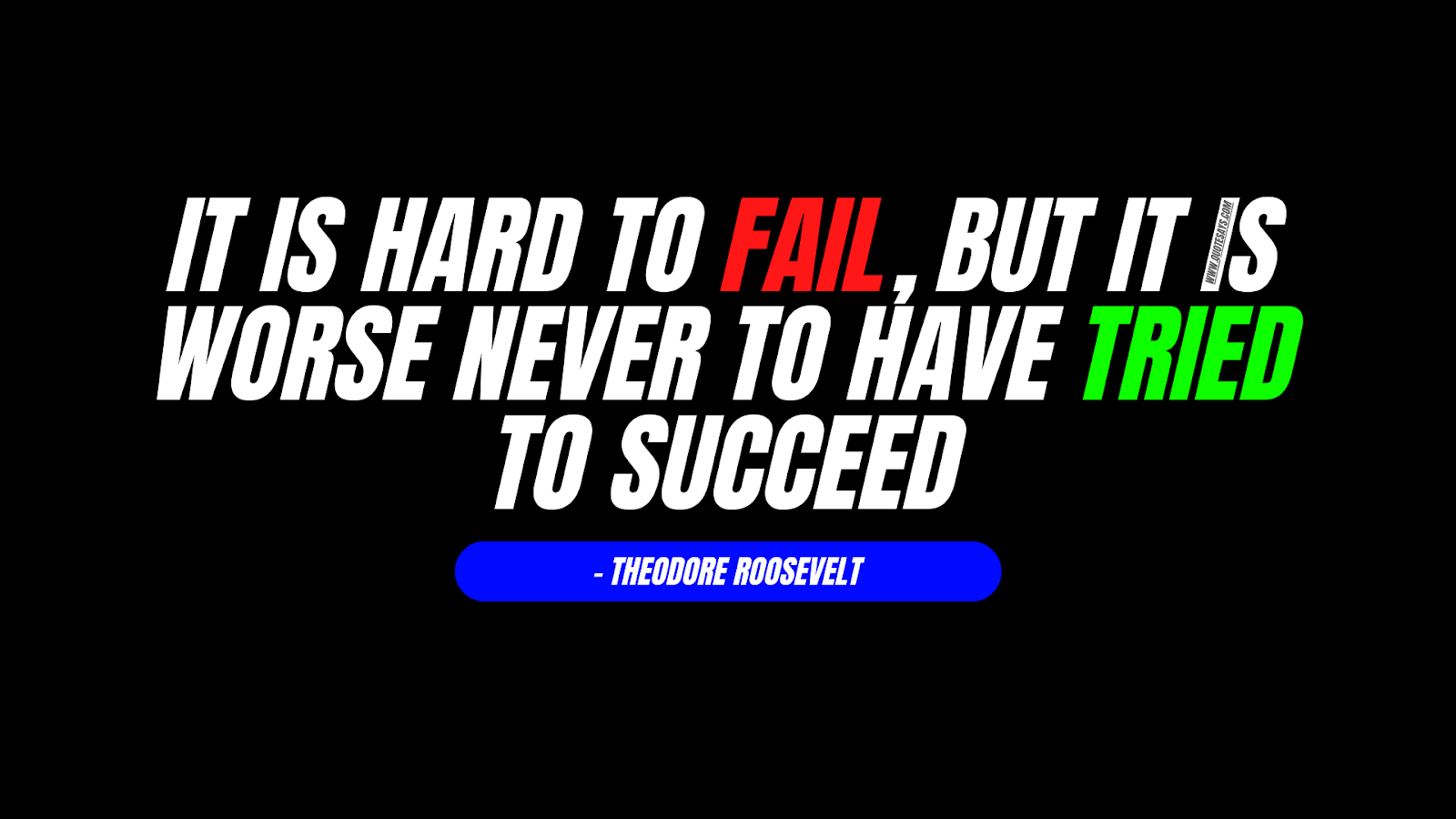 Inspirational Black Wallpapers with Quotes for Desktop