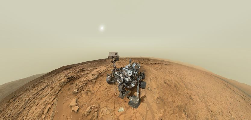 Astronomy and Space News - Astro Watch: Sterilizing Mars ...