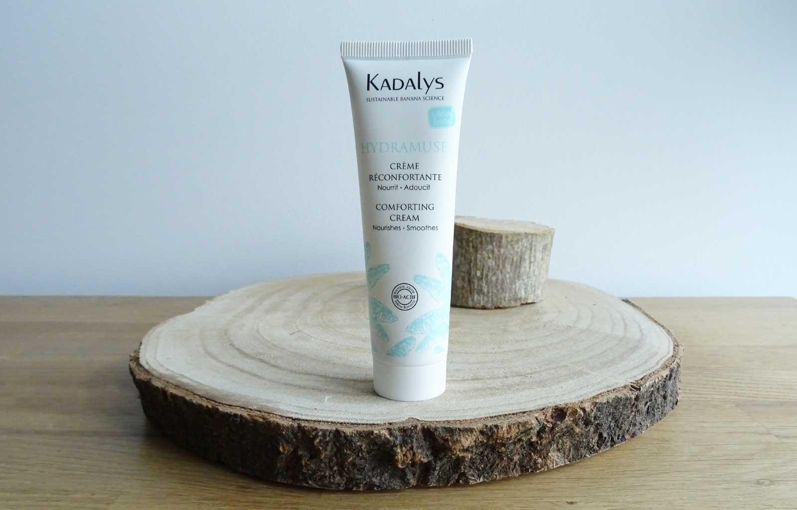 Kadalys crème réconfortante hydramuse