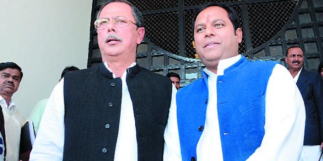 सतना के हथियार माफिया की लिस्ट में कांग्रेस विधायक नीलांशु चतुर्वेदी का नाम, FIR दर्ज   MP NEWS