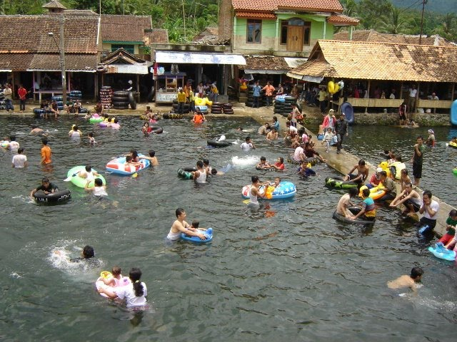 Cikoromoy, Pandeglang Banten