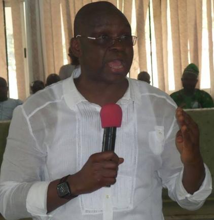 fayose become nigeria president divine intervention