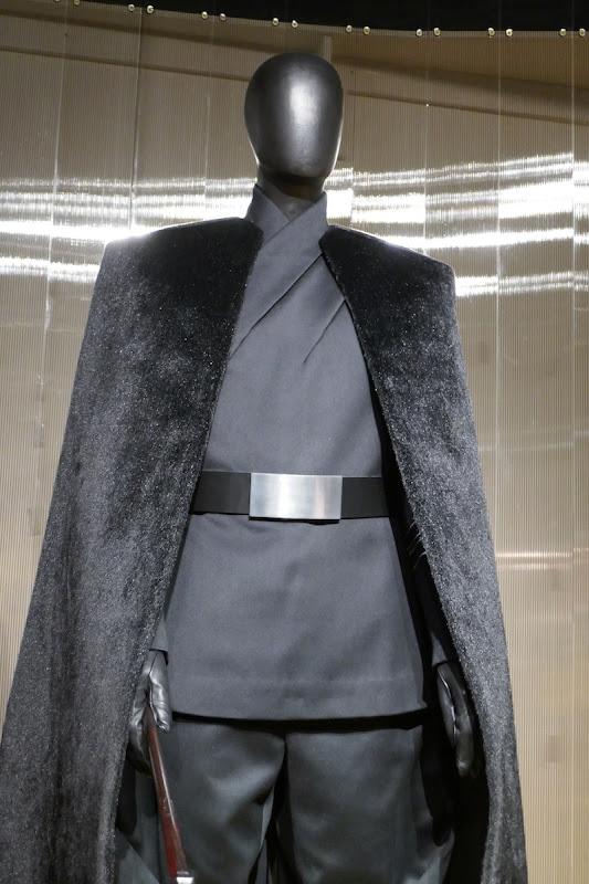 Richard E Grant Star Wars Rise Skywalker General Pryde costume