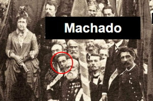 Machado de Assis é identificado em foto histórica sobre abolição