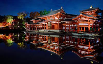 Byodo-in em Quioto